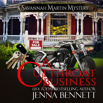 A Cutthroat Business by Jenna Bennett audiobook