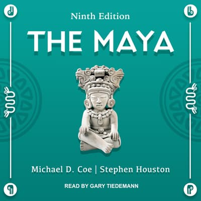 The Maya by Michael D. Coe audiobook