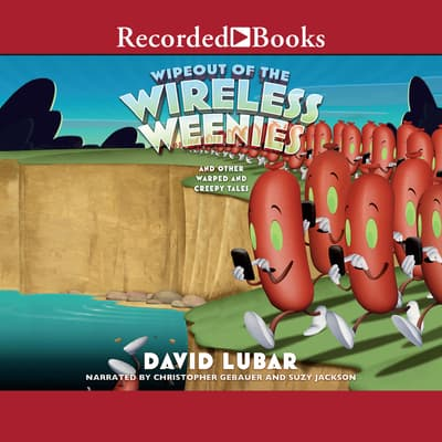 Wipeout of the Wireless Weenies by David Lubar audiobook