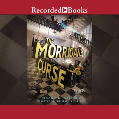 The Morrigan's Curse by Dianne K. Salerni audiobook
