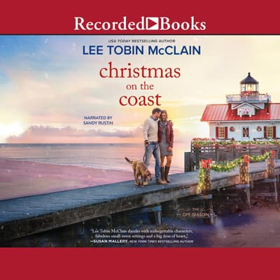 Christmas on the Coast by Lee Tobin McClain audiobook