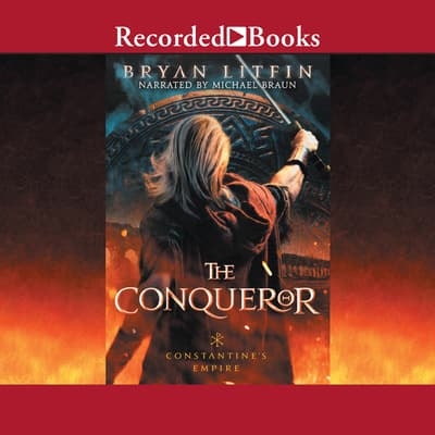The Conqueror by Bryan Litfin audiobook