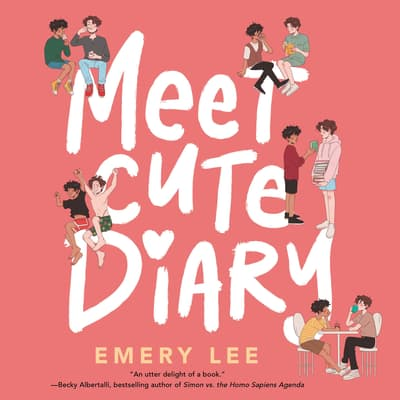 Meet Cute Diary by Emery Lee audiobook