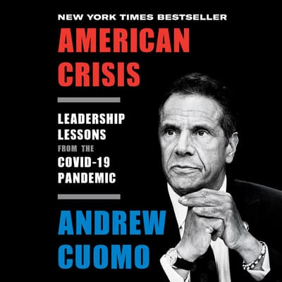 American Crisis by Andrew M. Cuomo audiobook