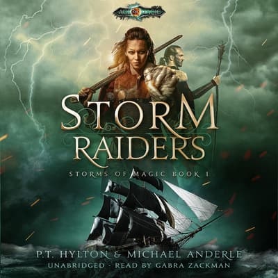 Storm Raiders by Michael Anderle audiobook