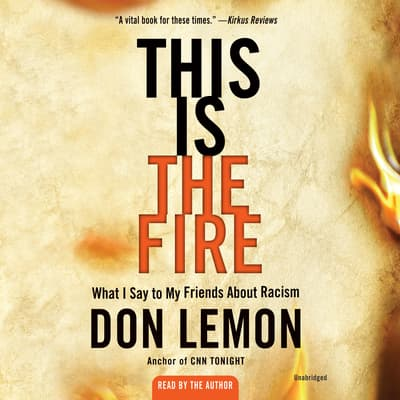 This Is the Fire by Don Lemon audiobook