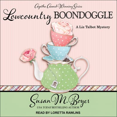 Lowcountry Boondoggle by Susan M. Boyer audiobook