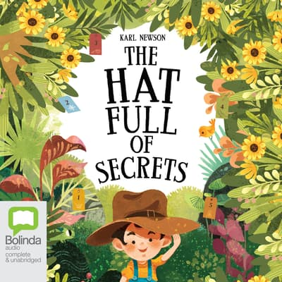 The Hat Full of Secrets by Karl Newson audiobook