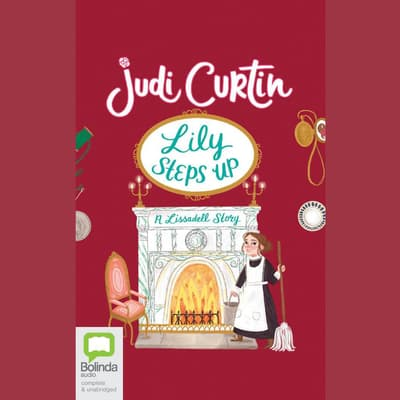 Lily Steps Up by Judi Curtin audiobook