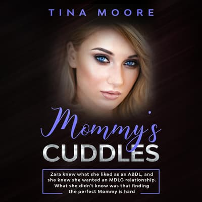 Mommy's Cuddles by Tina Moore audiobook