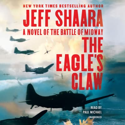 The Eagle's Claw by Jeff Shaara audiobook