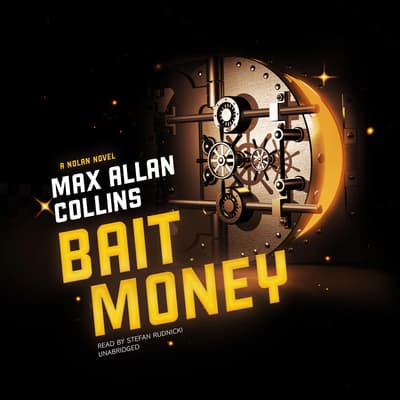 Bait Money by Max Allan Collins audiobook