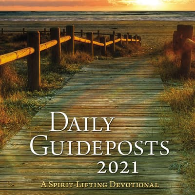 Daily Guideposts 2021 by Guideposts  audiobook