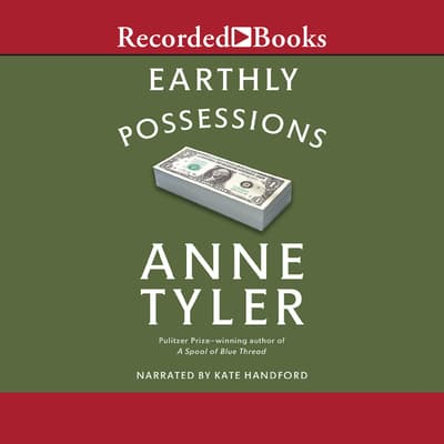 Earthly Possessions by Anne Tyler audiobook