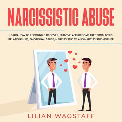 Narcissistic Abuse:  by Lilian Wagstaff audiobook