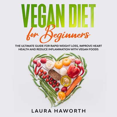 Vegan Diet for Beginners:  by Laura Haworth audiobook