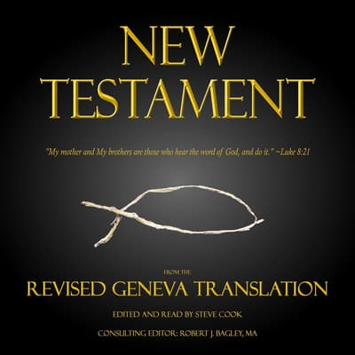 New Testament: From The Revised Geneva Translation by Various  audiobook
