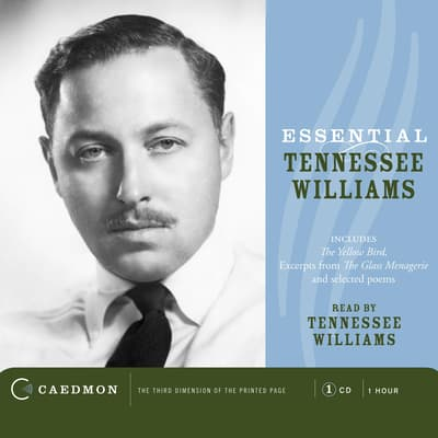Essential Tennessee Williams by Tennessee Williams audiobook