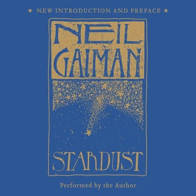 Stardust by Neil Gaiman audiobook