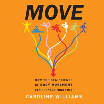 MOVE by Caroline Williams audiobook