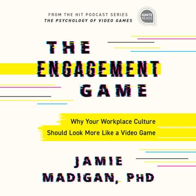 The Engagement Game by Jamie Madigan audiobook