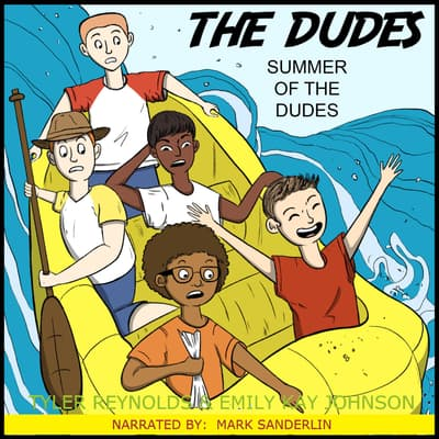 Summer of the Dudes by Emily Kay Johnson audiobook