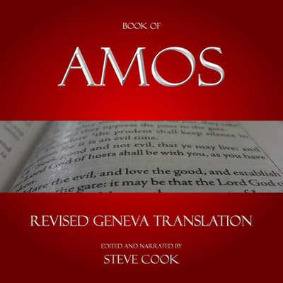 Book of Amos: Revised Geneva Translation by Various  audiobook