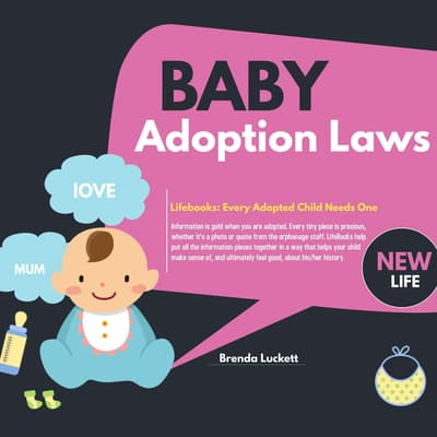 Baby Adoption Laws by Brenda Luckett audiobook
