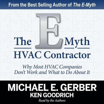 The E-Myth HVAC Contractor by Michael E. Gerber audiobook