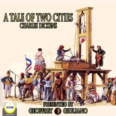 A Tale of Two Cities by Charles Dickens audiobook