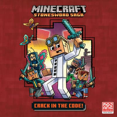 Crack in the Code! (Minecraft Stonesword Saga #1) by Nick Eliopulos audiobook