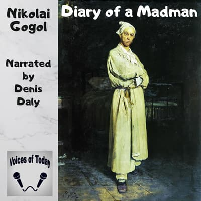 Diary of a Madman by Nikolai Gogol audiobook