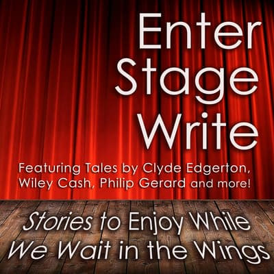 Enter Stage Write by Shawn C. Sproatt audiobook