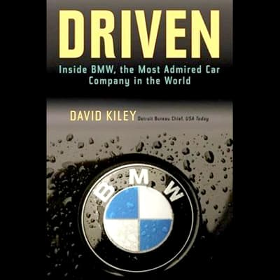 Driven by David Kiley audiobook