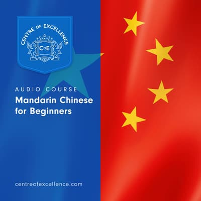 Mandarin Chinese for Beginners by Centre of Excellence audiobook