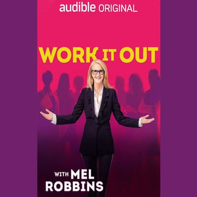 Work It Out by Mel Robbins audiobook