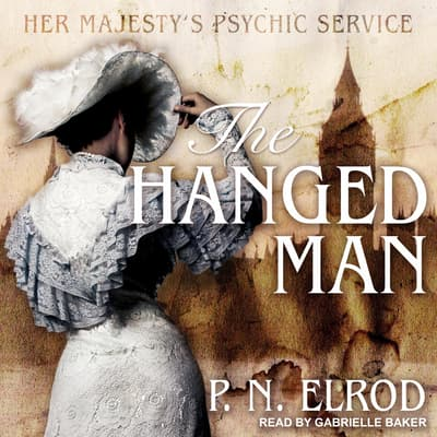 The Hanged Man by P. N. Elrod audiobook