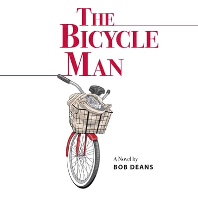The Bicycle Man by Bob Deans audiobook