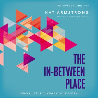 The In-Between Place by Kat Armstrong audiobook