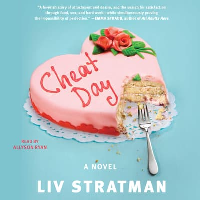Cheat Day by Liv Stratman audiobook