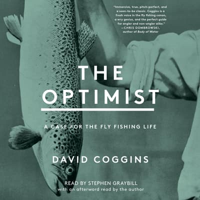 The Optimist by David Coggins audiobook
