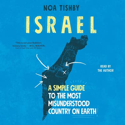 Israel by Noa Tishby audiobook