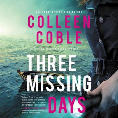 Three Missing Days by Colleen Coble audiobook